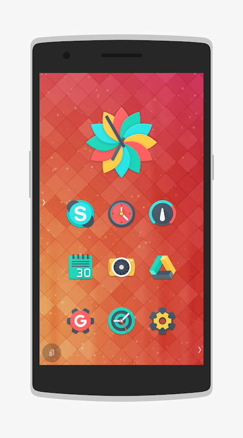 Elvan - Icon Pack (Beta) Screenshot 0