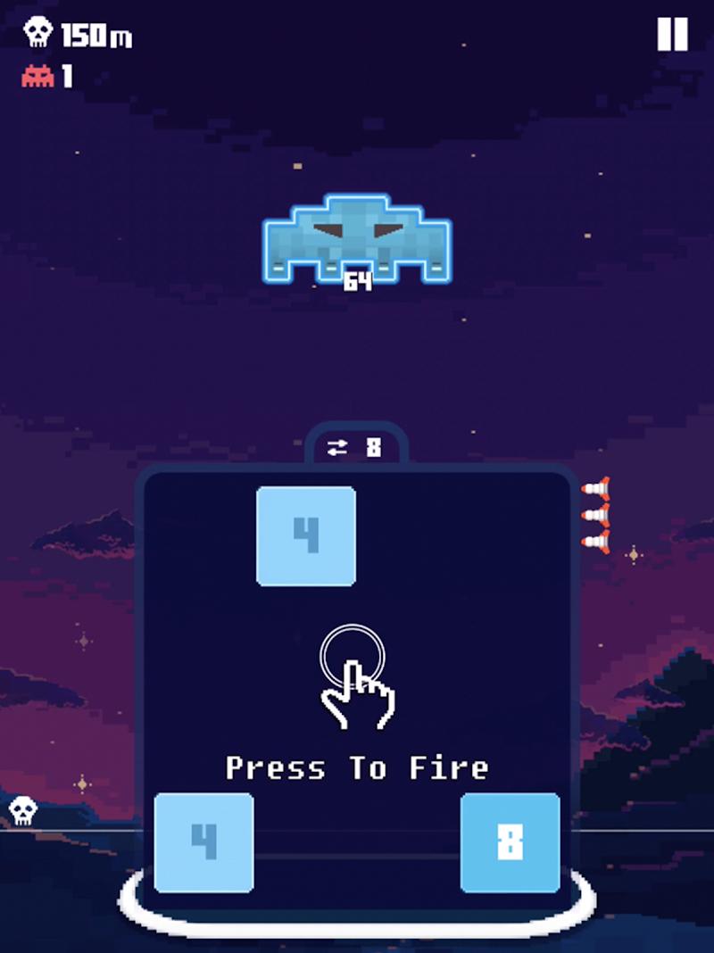 Invaders 2048 Screenshot 11