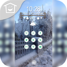 Beautiful beautiful ice theme