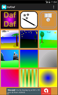 DafDaf free - screenshot