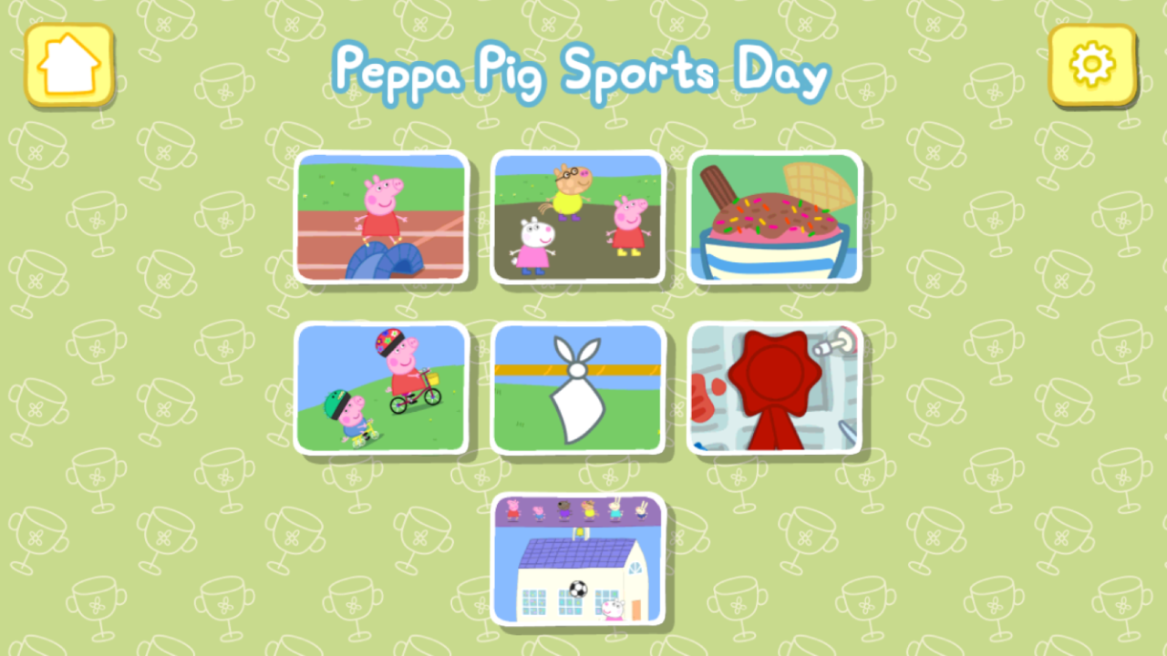 Peppa Pig: Sports Day Screenshot 0