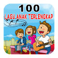 App 100 Lagu Anak Anak Indonesia apk for kindle fire