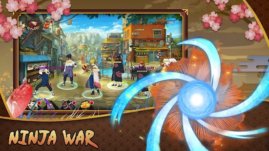 Bond of Destiny: ninja war for pc