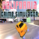 California crime simulator icon