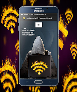Download Hacker All Wifi Password Prank APK to PC