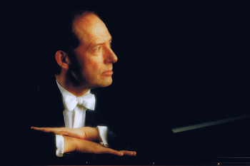 Steinway Hall - 1996 at the time of my 2nd recording of the complete Ravel piano music