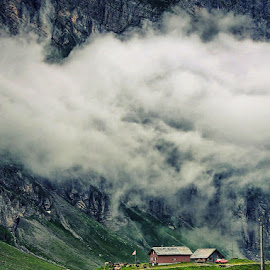 Ladhak Dairies by Jay Mehta - Landscapes Travel ( clouds, mountain, nature, greenery, landscape, travel photography )