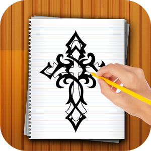 Learn to Draw Tribal Tattoo For PC