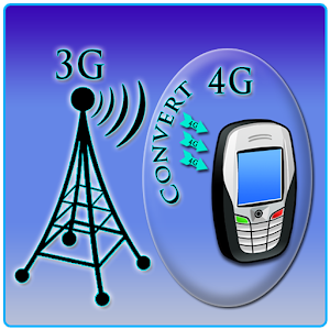 3G To 4G Converter Simulator
