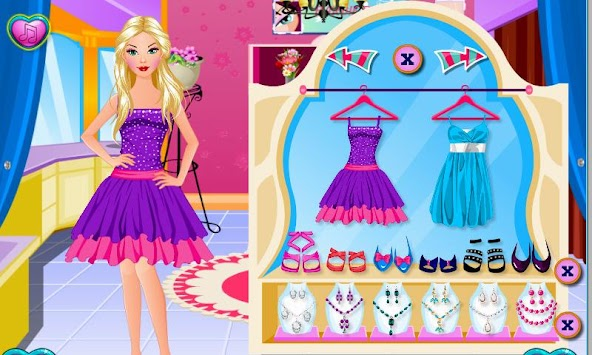 Games for Girls Spa Salon apk screenshot
