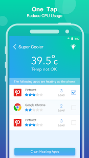App Super Cooler APK for Windows Phone