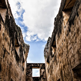 Taman Sari Yogyakarta, ruins relic of the 17th century by Hartono Wijaya  - Buildings & Architecture Decaying & Abandoned ( traelling, architectural detail, tourism, architecture, history, cultural heritage, tourist, yogyakarta, kingdom, indonesia, historic place, java, monument, palace, travel photography )