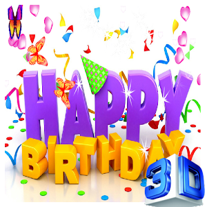 happy birthday live wallpaper android apps on google play