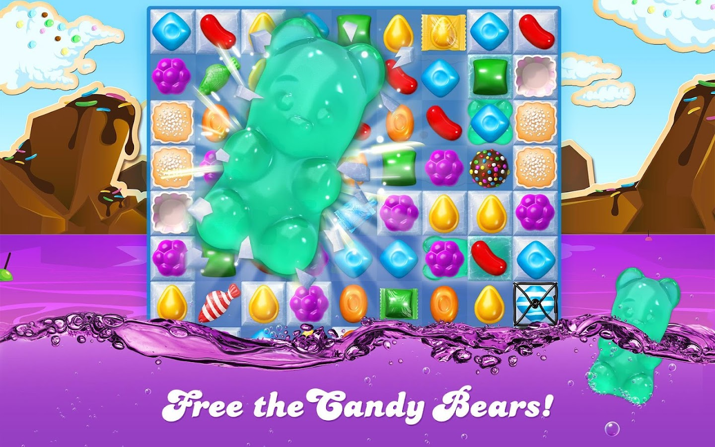 To Download Candy Crush Saga For PC,users need to install an Android Emulator like uctergiyfon.gq Xeplayer,you can Download Candy Crush Saga for PC version on your Windows 7,8,10 and Laptop.