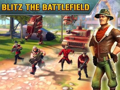 Game Blitz Brigade - Online FPS fun APK for Windows Phone
