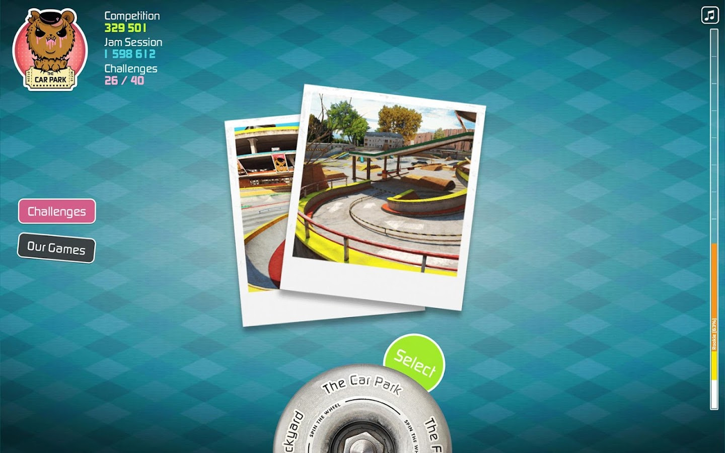 Touchgrind Skate 2 Screenshot 13