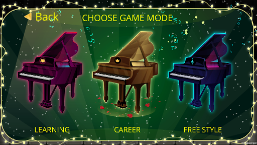 Piano Christmas Songs - screenshot