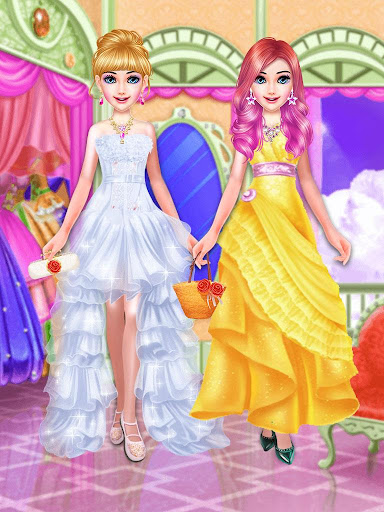 Beauty Girls Makeup and Spa Parlour screenshot 7