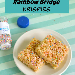 Rainbow Bridge Krispies
