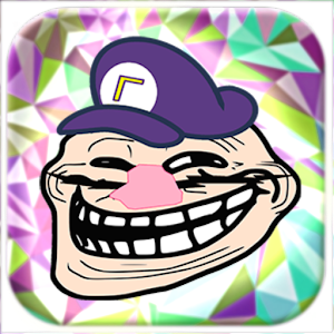 Troll Face Photo Montage Free App icon