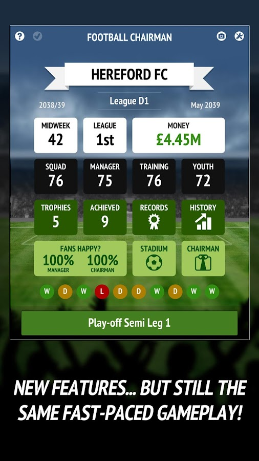 Football Chairman Pro Screenshot 10