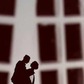 by Zahir Panjwani - Wedding Bride & Groom