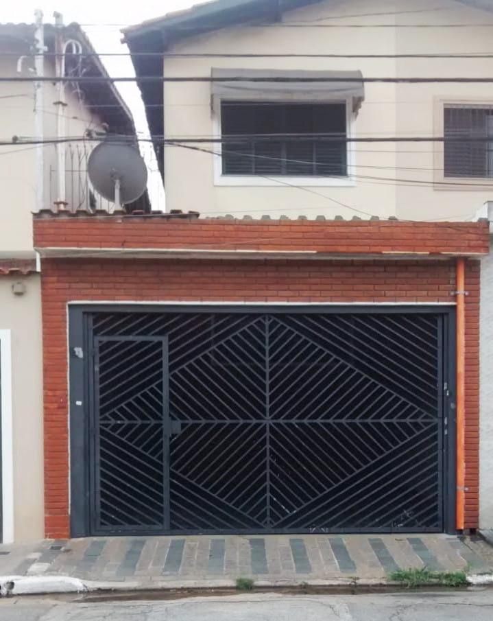 Sobrado com 4 dormitórios à venda, 115 m² por R$ 585.000,00 - Paulicéia - São Bernardo do Campo/SP