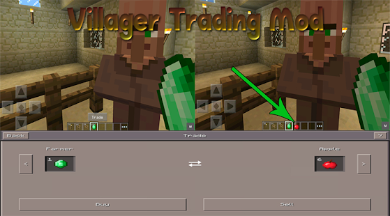 Villager Trading Mod Guide - screenshot