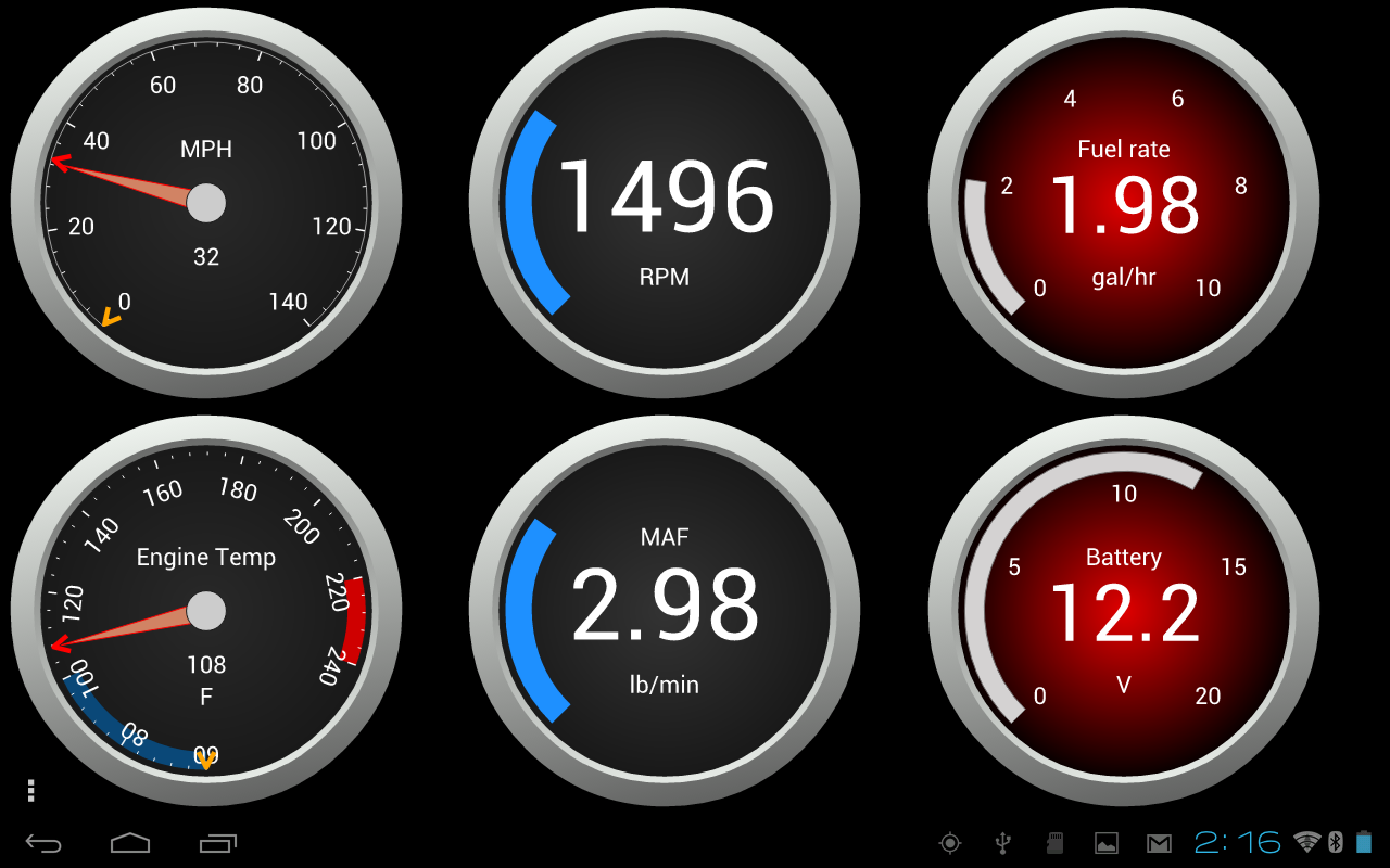OBD Fusion (Car Diagnostics) Screenshot 8