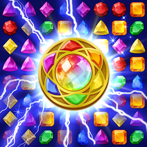 Jewels Magic: Mystery Match3 For PC (Windows And Mac)