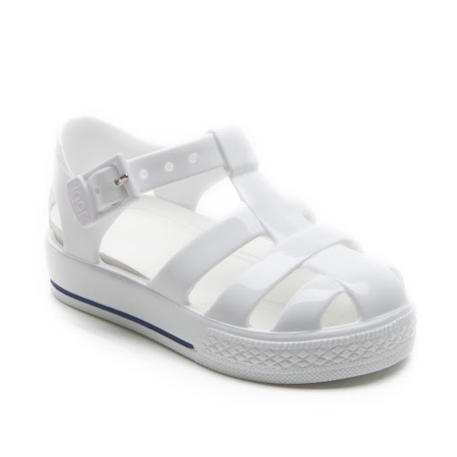 Tennis Solid Sandal