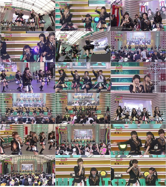 (TV-Music)(1080i) HKT48 Part – TOKYO IDOL FESTIVAL 2015 150802