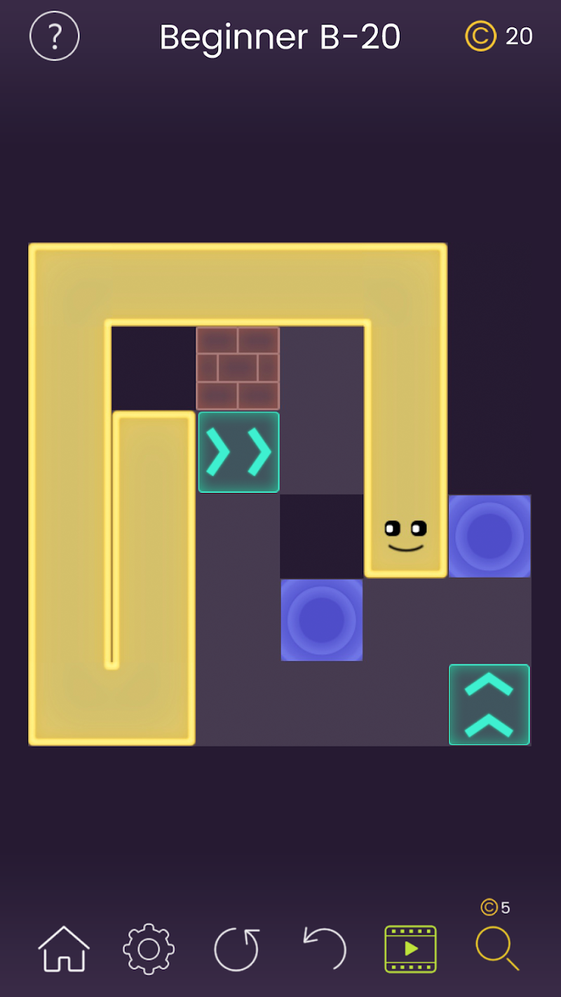 Puzzle Glow : Brain Puzzle Game Collection Screenshot 14