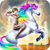Lara Unicorn Dash on PC / Windows 7.8.10 & MAC