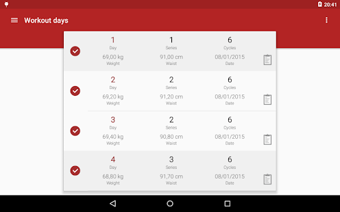 Abs workout APK for Ubuntu