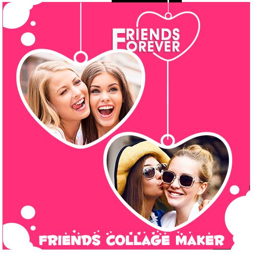 Friends Collage Maker (app)