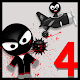 Stickman Destruction Warrior 4