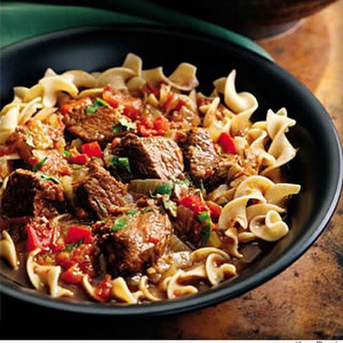 Hungarian Beef Goulash Recept | Yummly