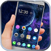 S7 Planet Theme For Samsung APK for Bluestacks