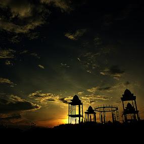 balum jadi mesjid by Rachmat Sandiko - Landscapes Travel