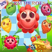 Download Full New guide farm heroes saga 1.0 APK