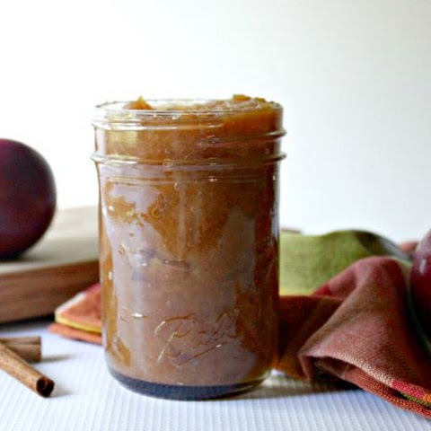Easy Paleo Apple Butter
