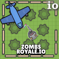 ZombBattle (io) Royale battle  on PC / Download (Windows 10,7,XP/Mac)
