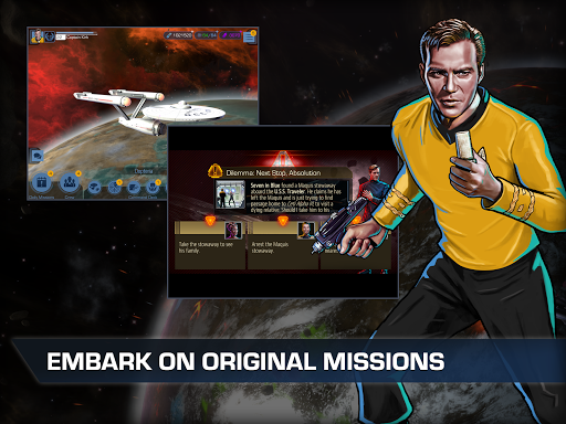 Star Trek Timelines screenshot 8