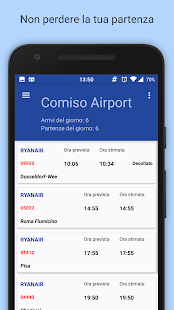 Comiso Airport - CIY - screenshot