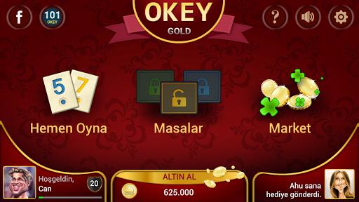 Okey - Rummy - screenshot