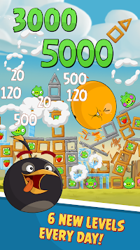 Angry Birds APK screenshot thumbnail 5