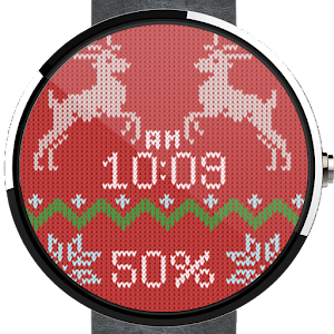 Christmas Sweater Watch Face For PC / Windows 7/8/10 / Mac – Free Download