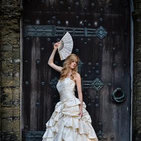by Natalie Houlding - Wedding Bride ( houlding, wedding, photographer, natalie )