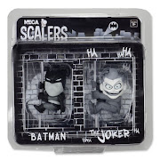 "Фигурка ""Scalers Mini Figures 2"" SDCC 2014 - Batman/Joker (Characters) 2 Pack -"